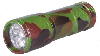 新颖聚光LED手电筒