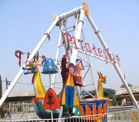 大型游乐场设施 海盗船2