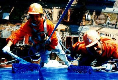 供应烟囱护网油漆 13905104362