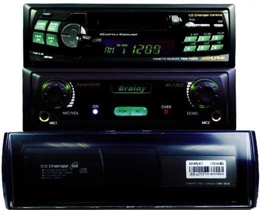 6碟VCD碟机