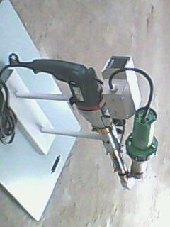 手提式塑料挤出焊机(PVC专用)