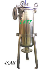 袋式过滤器-液体过滤器-不锈钢过滤器
