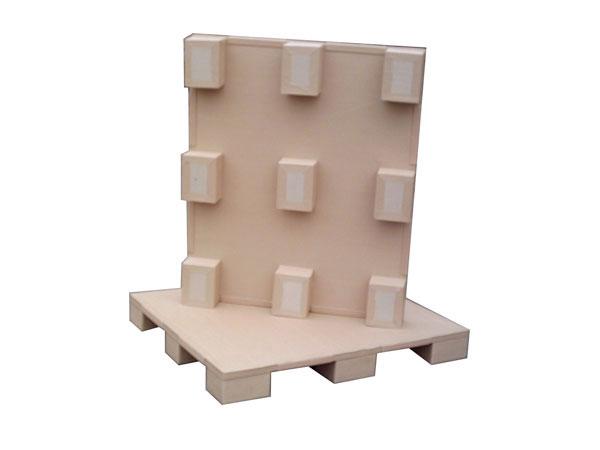 蜂窝纸卡板(纸栈板,纸托盘)