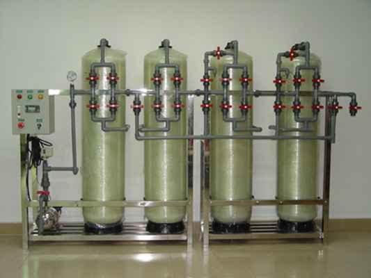 海南离子交换设备,工业去离子水设备