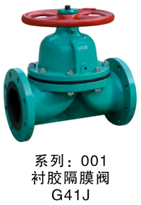 三通隔膜阀G49J-10