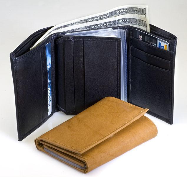 钱包-真皮钱包