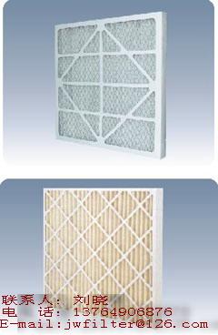 纸框初效过滤器,G3纸框初效过滤网,G4纸框初效过滤器