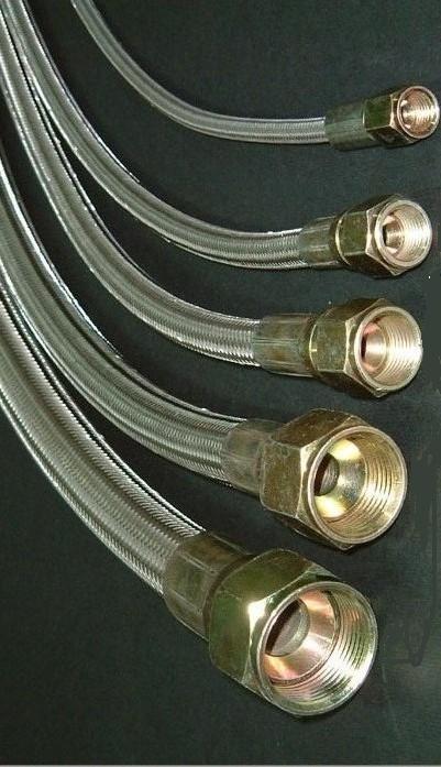 铁氟龙编织管