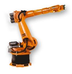 KUKA冲压连线机器人