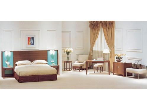 酒店家具套房家具 床
