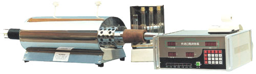 KZDL-2型快速自动测氢仪