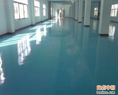 川林净化环氧树脂地坪漆,地板漆,防尘防静电地坪漆工程