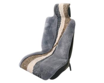 耶鲁氏羊毛汽车坐垫 座套 汽车靠垫