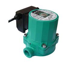 家用热水循环泵安装