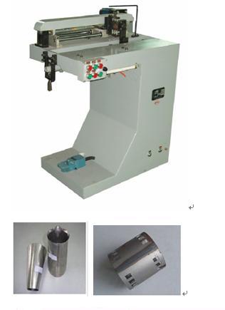 巢湖波纹管直缝自动焊接机