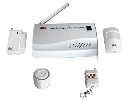 供应GSM智能家居防盗报警系统报警器