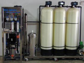 广西工业纯水设备