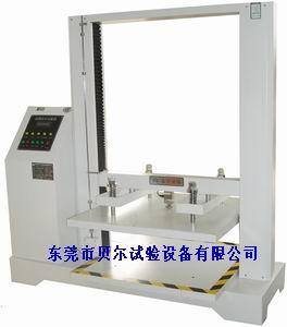 包装压缩试验机,东莞纸箱抗压试验机,整箱抗压试验机