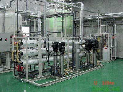 印染纯水、工业用水处理、锅炉软化水设备,混床,离子