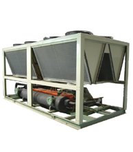 河北恒星热回收风冷螺杆冷水机组