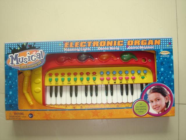 电子琴加麦