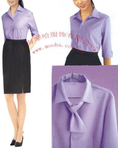 短袖衬衣,上海女装衬衣,定制衬衣,服装衬衣