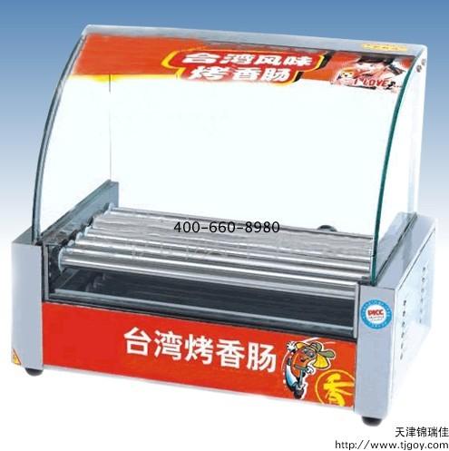 烤肠机-天津烤肠机|天津烤香肠机|自动控温烤肠机|烤热狗机|热狗