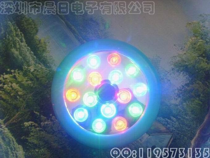 15led七彩声控音乐灯