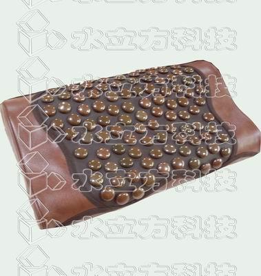 供应锗石枕头,托玛琳玉石枕头贴牌