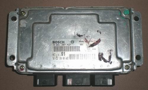 标致206CC发动机电脑板等配件