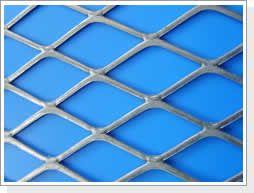 不锈钢钢板网、热(冷)镀锌钢板网、铝板网、铜板网