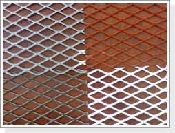 钢板网,小型钢板网,重型钢板网,中型钢板网