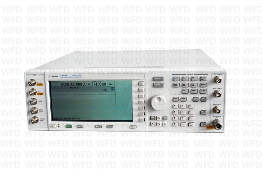 E4438C矢量信号发生器