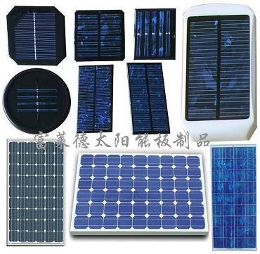 玩具灯具充电器用太阳能电池板