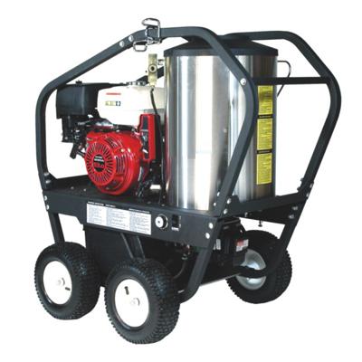 意大利Aoweks集团奥威克斯汽油发动机驱动高温高压冷热水清洗机