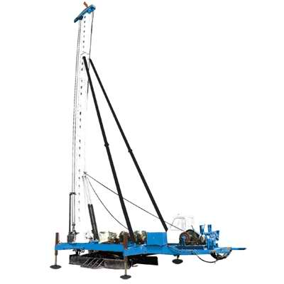液压步履式柴油锤桩机 6t