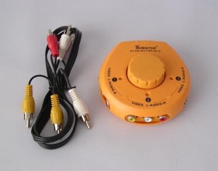 电视信号选择器