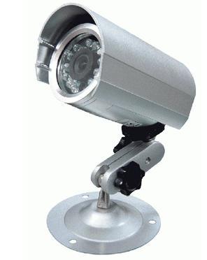 红外防水摄象机