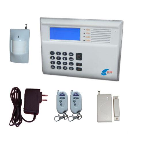 汇潮家庭防盗新产品 3G视频监控系统