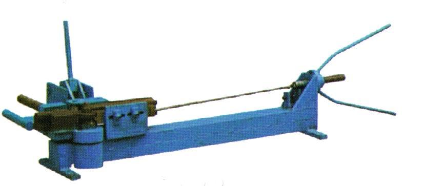 江门博捷机械手动抽芯弯管机
