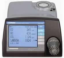 HORIBA MEXA-584L 汽车废气分析仪/发动机废气分析