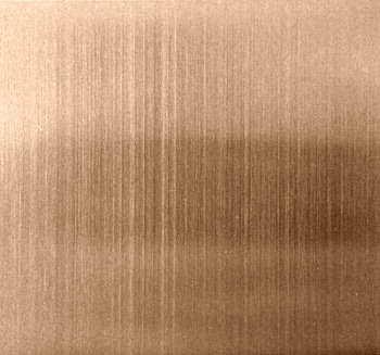 彩色不锈钢古铜拉丝板