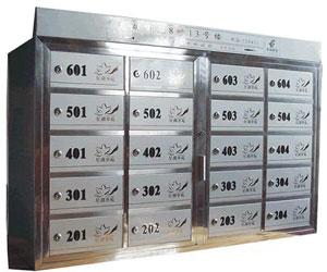 彩色不锈钢,不锈钢邮箱,储物箱