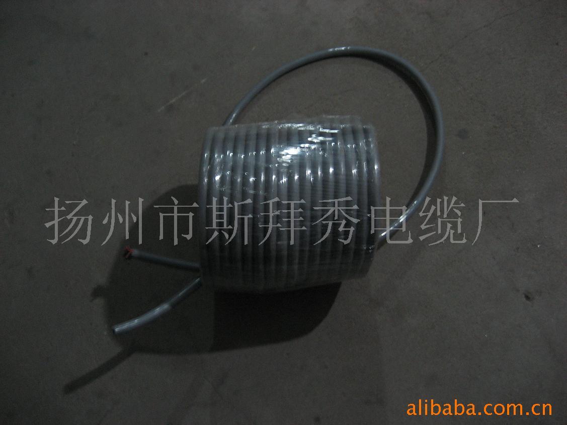 pur螺旋电缆