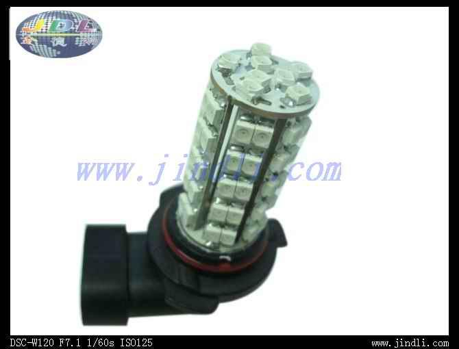 汽车LED车灯 9006-54SMD3528