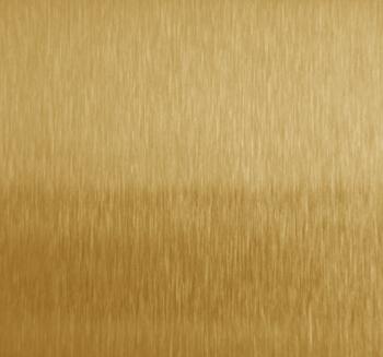 彩色不锈钢短发金黄雪花砂板