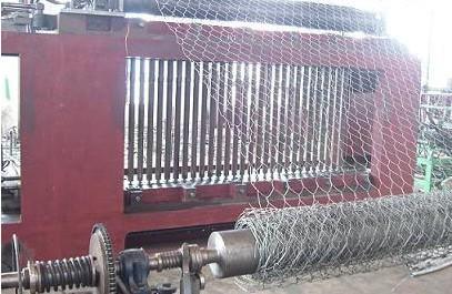 六角网机 拧花网机  石笼网机