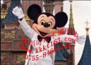 出售深圳可可卡通服装,行走卡通人偶,卡通道具服饰