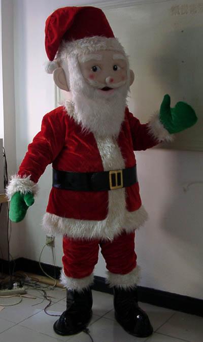 厂介福建米老鼠卡通服装/圣诞节庆卡通服饰/圣诞老人