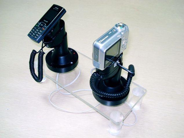 手机拉线盒,数码相机防盗链,笔记本电脑展品保护